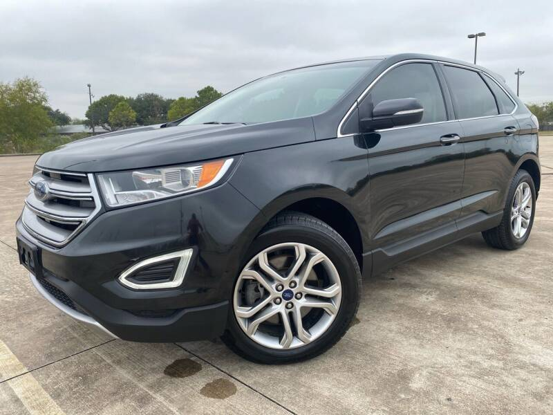 2015 Ford Edge for sale at AUTO DIRECT Bellaire in Houston TX