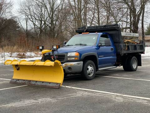 2003 GMC Sierra 3500 for sale at Hillcrest Motors in Derry NH