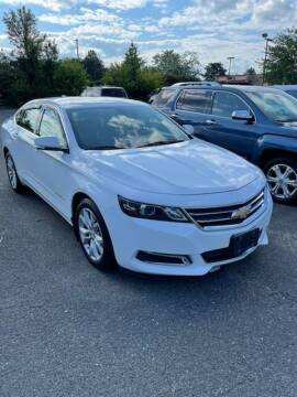 2016 Chevrolet Impala for sale at CRS 1 LLC in Lakewood NJ