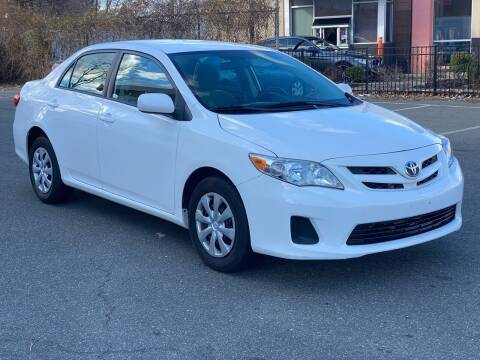 2011 Toyota Corolla for sale at MAGIC AUTO SALES in Little Ferry NJ