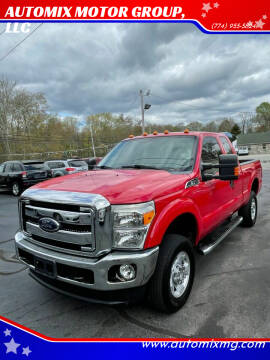 2012 Ford F-350 Super Duty for sale at AUTOMIX MOTOR GROUP, LLC in Swansea MA