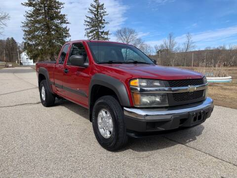 2006 Chevrolet Colorado for sale at 100% Auto Wholesalers in Attleboro MA