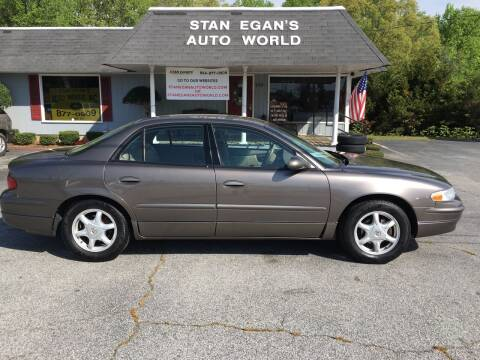 2003 Buick Regal for sale at STAN EGAN'S AUTO WORLD, INC. in Greer SC