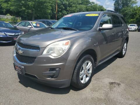 2011 Chevrolet Equinox for sale at Super Auto Group in Somerville NJ
