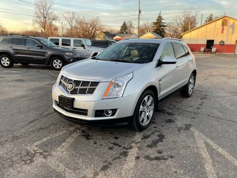 2012 Cadillac SRX for sale at Dean's Auto Sales in Flint MI