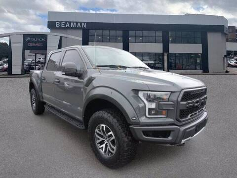 2018 Ford F-150 for sale at BEAMAN TOYOTA - Beaman Buick GMC in Nashville TN