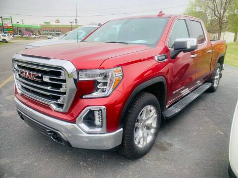 2020 GMC Sierra 1500 for sale at BRYANT AUTO SALES in Bryant AR