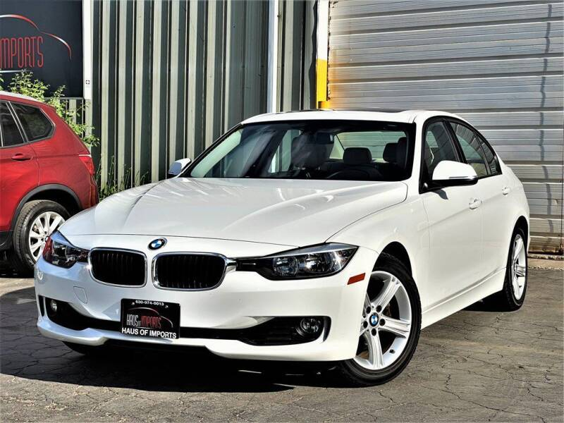 2014 BMW 3 Series for sale at Haus of Imports in Lemont IL