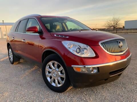 2012 Buick Enclave for sale at Double TT Auto in Montezuma KS