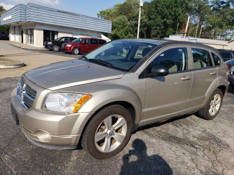 2010 Dodge Caliber for sale at COLONIAL AUTO SALES in North Lima OH