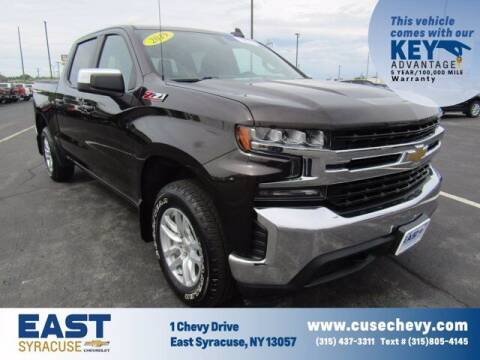 2019 Chevrolet Silverado 1500 for sale at East Syracuse Performance Sales & Service in Syracuse NY
