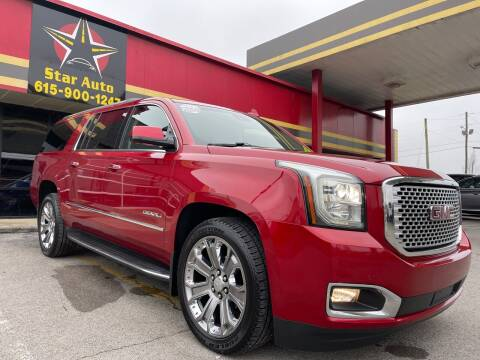 2015 GMC Yukon XL for sale at Star Auto Inc. in Murfreesboro TN