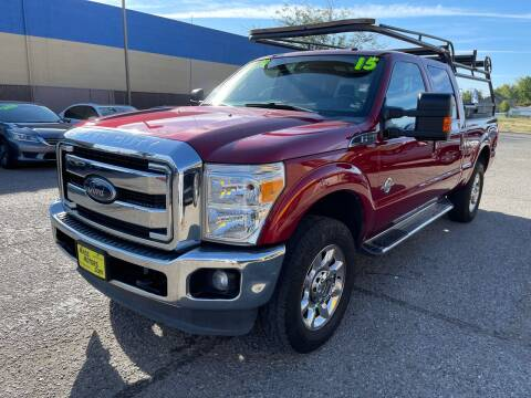 2015 Ford F-250 Super Duty for sale at M.A.S.S. Motors in Boise ID
