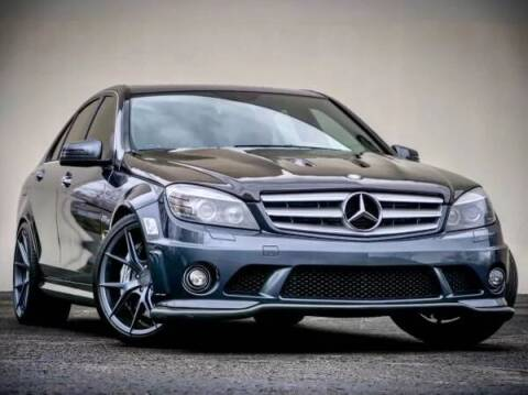 2010 Mercedes-Benz C-Class for sale at MS Motors in Portland OR