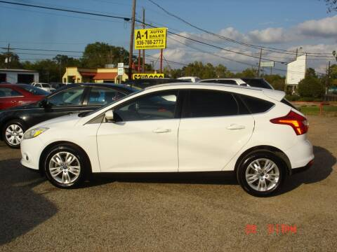 2012 Ford Focus for sale at A-1 Auto Sales in Conroe TX