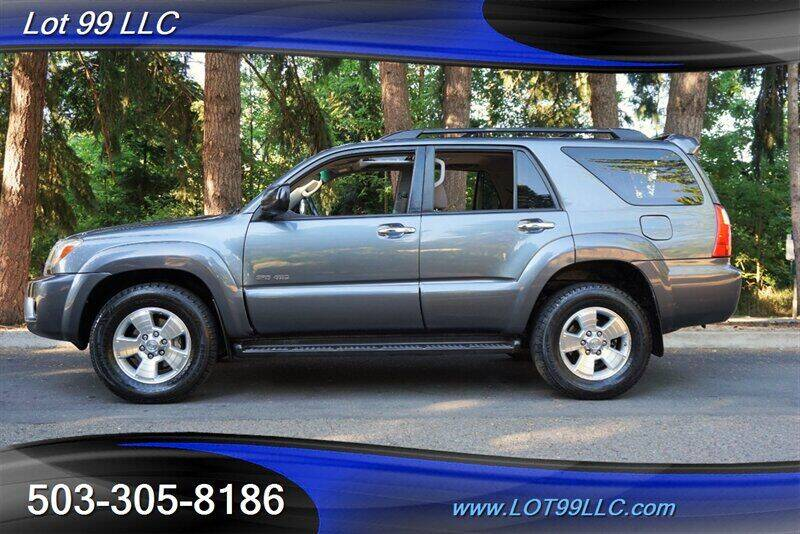 2007 Toyota 4Runner for sale at LOT 99 LLC in Milwaukie OR