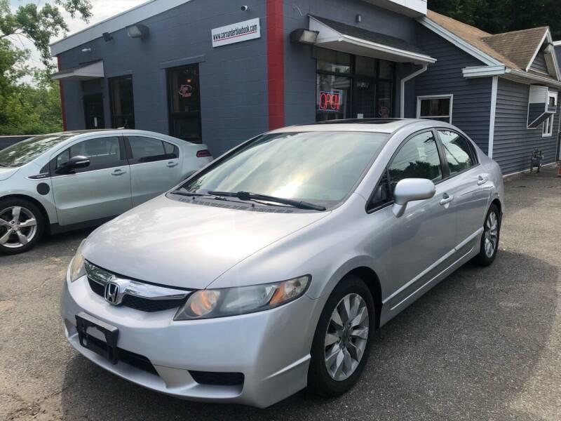 2010 Honda Civic for sale at Auto Kraft in Agawam MA