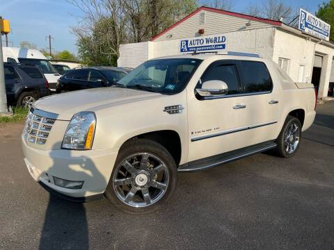2008 Cadillac Escalade EXT for sale at PA Auto World in Levittown PA
