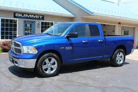 2015 RAM Ram Pickup 1500 for sale at Summit Motorcars in Wooster OH
