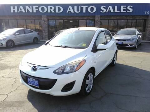 2014 Mazda MAZDA2 for sale at Hanford Auto Sales in Hanford CA