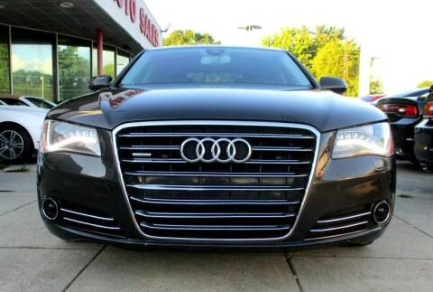 2011 Audi A8 L for sale at Pars Auto Sales Inc in Stone Mountain GA