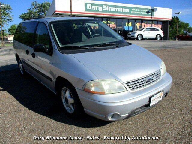 2003 Ford Windstar for sale at Gary Simmons Lease - Sales in Mckenzie TN