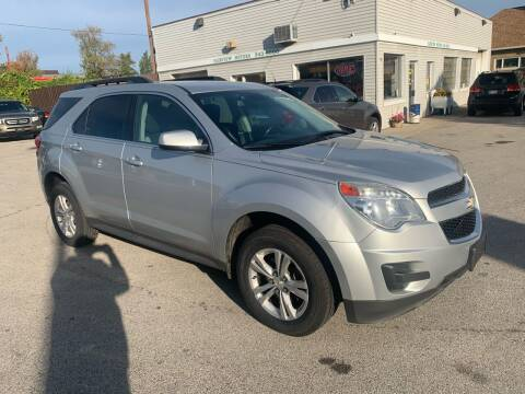 2013 Chevrolet Equinox for sale at Fairview Motors in West Allis WI