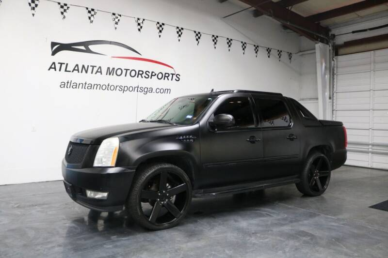 2008 Cadillac Escalade EXT for sale at Atlanta Motorsports in Roswell GA