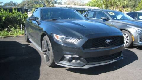 2016 Ford Mustang for sale at Empire Automotive Group Inc. in Orlando FL