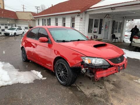 2008 Subaru Impreza for sale at STS Automotive in Denver CO