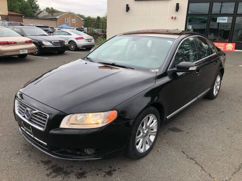 2010 Volvo S80 for sale at MAGIC AUTO SALES in Little Ferry NJ
