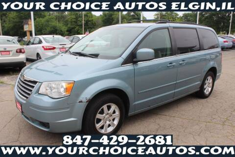 2008 Chrysler Town and Country for sale at Your Choice Autos - Elgin in Elgin IL