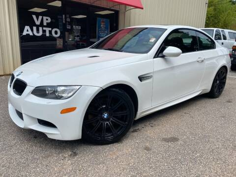 2010 BMW M3 for sale at VP Auto in Greenville SC