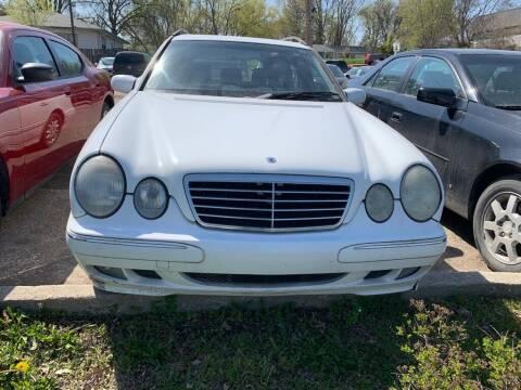 2001 Mercedes-Benz E-Class for sale at ALVAREZ AUTO SALES in Des Moines IA