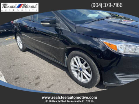 2017 Ford Focus for sale at Real Steel Automotive in Jacksonville FL