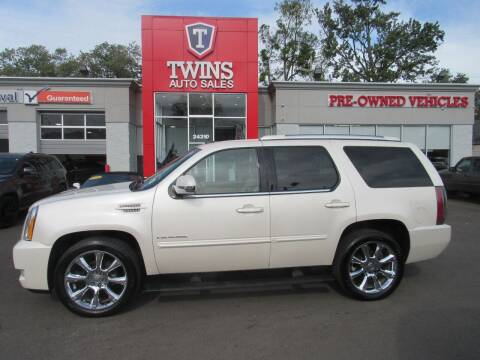 2013 Cadillac Escalade for sale at Twins Auto Sales Inc in Detroit MI