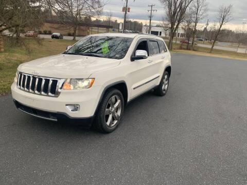 2012 Jeep Grand Cherokee for sale at Augusta Auto Sales in Waynesboro VA