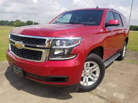 2015 Chevrolet Tahoe for sale at Laguna Niguel in Rosenberg TX