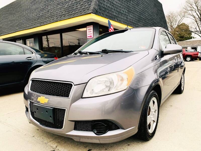 2010 Chevrolet Aveo for sale at Auto Space LLC in Norfolk VA
