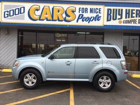 2008 Mercury Mariner Hybrid for sale at Good Cars 4 Nice People in Omaha NE