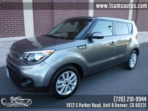 2018 Kia Soul for sale at SAM'S AUTOMOTIVE in Denver CO