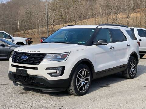 2017 Ford Explorer for sale at Griffith Auto Sales in Home PA