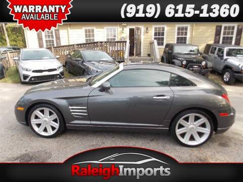2004 Chrysler Crossfire for sale at Raleigh Imports in Raleigh NC