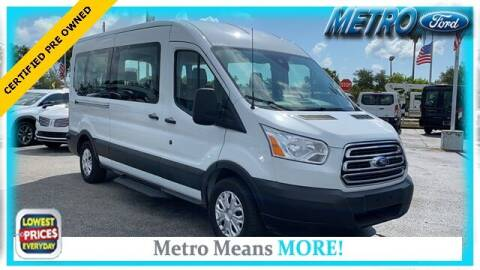 2019 Ford Transit Passenger for sale at Your First Vehicle in Miami FL