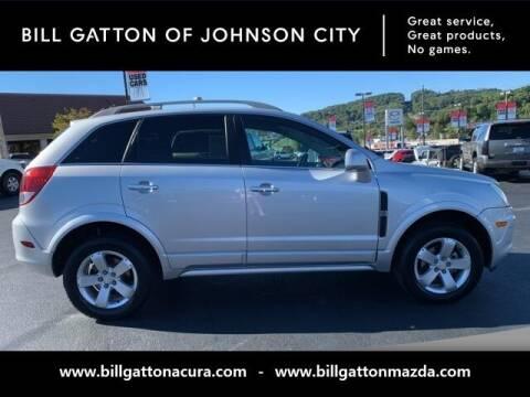 2012 Chevrolet Captiva Sport for sale at Bill Gatton Used Cars - BILL GATTON ACURA MAZDA in Johnson City TN