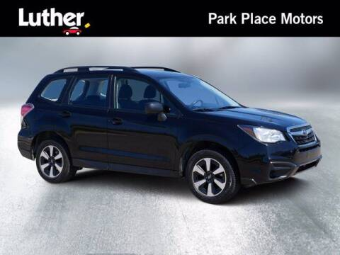 2017 Subaru Forester for sale at Park Place Motor Cars in Rochester MN