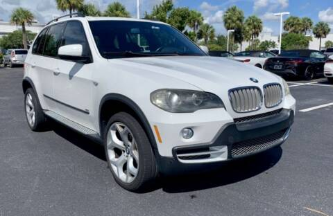 2007 BMW X5 for sale at R & R Motors in Queensbury NY