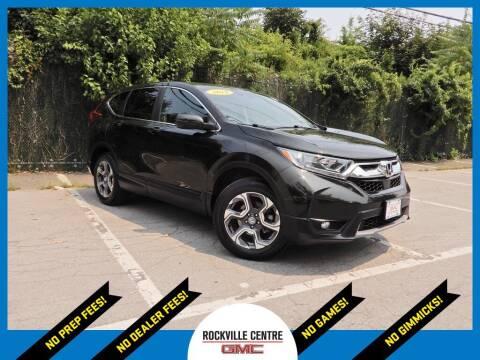 2018 Honda CR-V for sale at Rockville Centre GMC in Rockville Centre NY