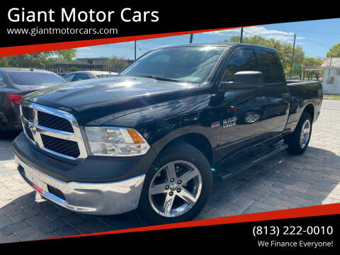 2015 RAM Ram Pickup 1500 for sale at Giant Motor Cars in Tampa FL