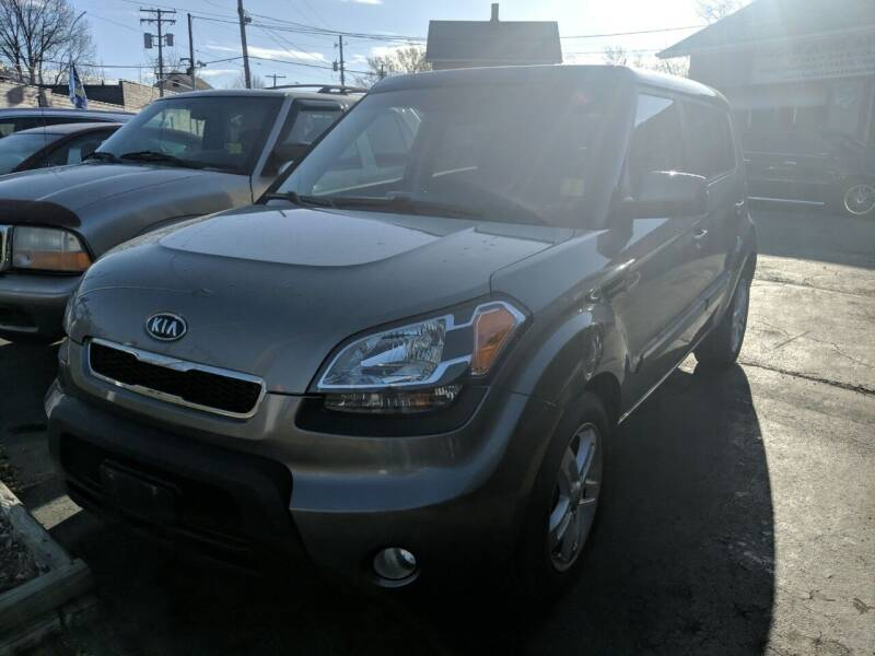 2011 Kia Soul for sale at Richland Motors in Cleveland OH